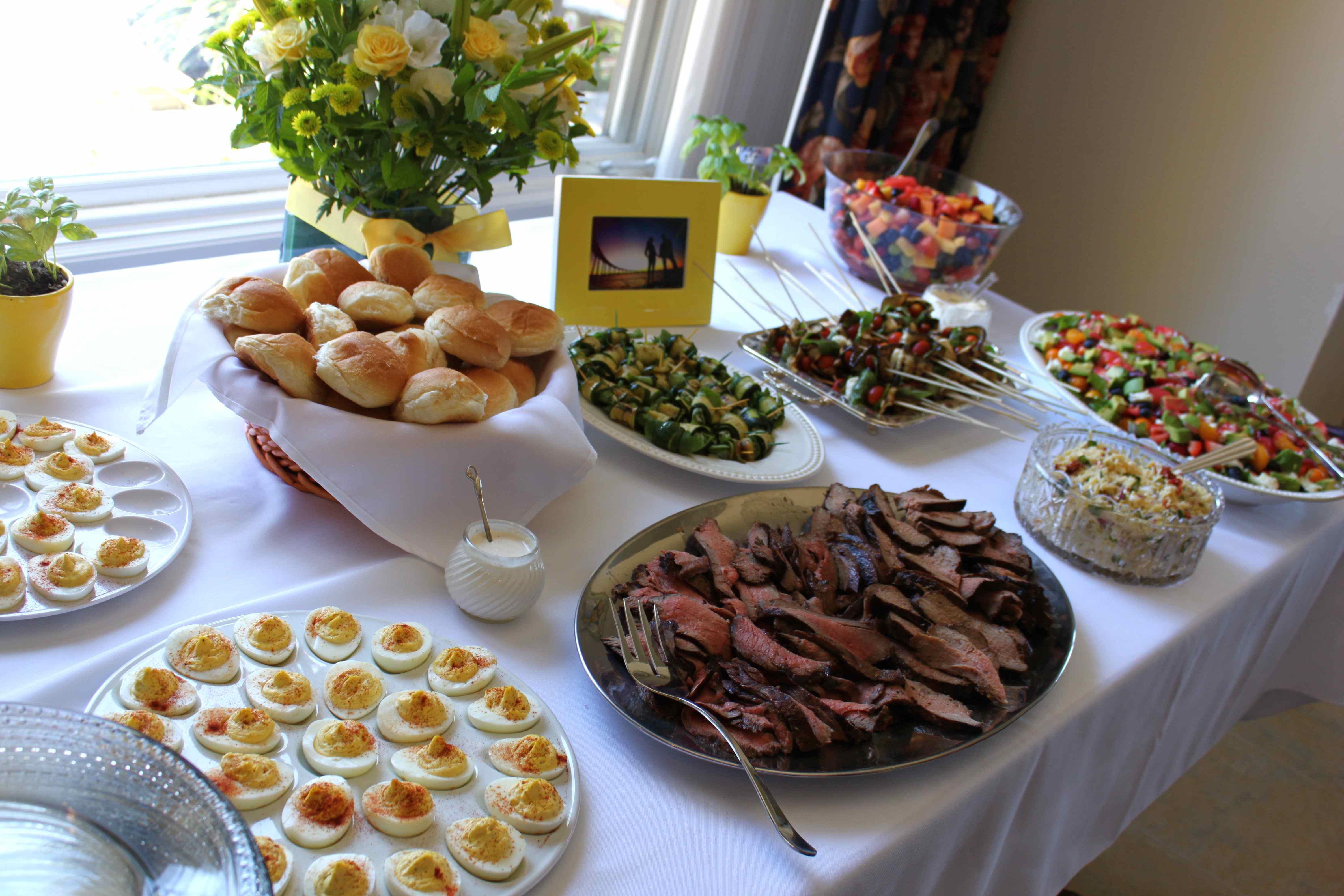 Leslie Sarna Party Ideas Bridal Showers