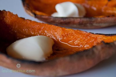 sweet potato skins recipe